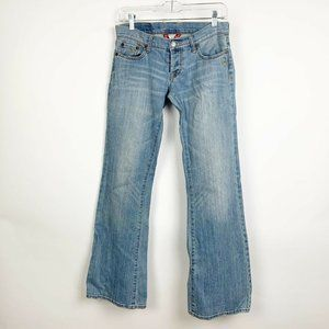 Lucky Brand Lil Maggie Jeans Size 2 Womens Denim